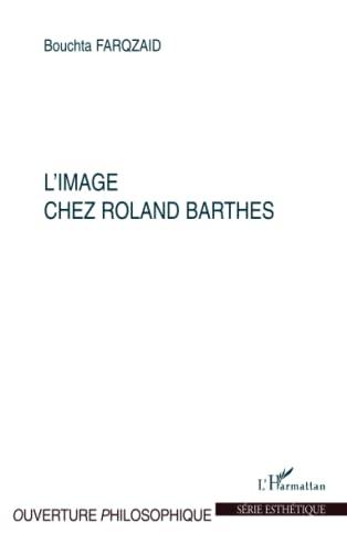 9782296114159: L'image chez Roland Barthes