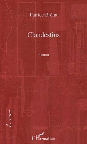 9782296119055: Clandestins