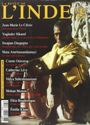 9782296122284: Revue de l'Inde 5 (French Edition)