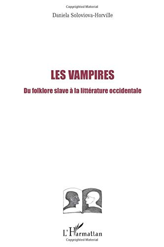 9782296125032: Vampires du Folklore Slave a la Litterature Occidentale