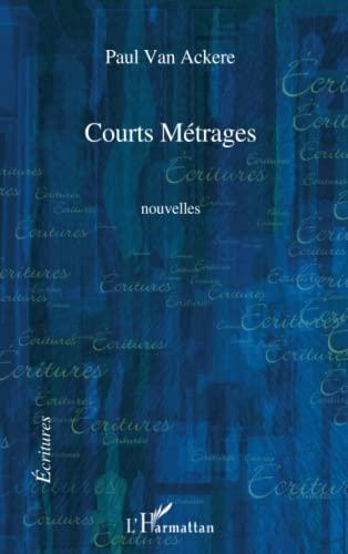 9782296125391: Courts Metrages Nouvelles