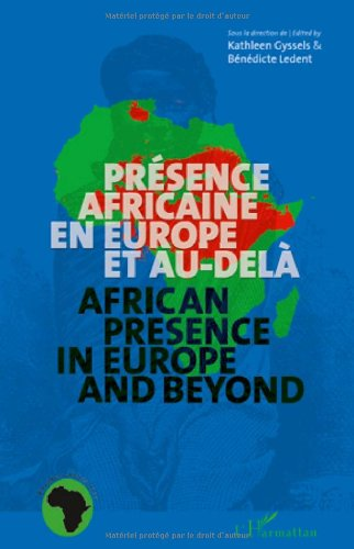 9782296128033: Pr�sence africaine en Europe et au-del�