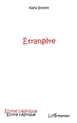 9782296131262: Etrangère (French Edition)