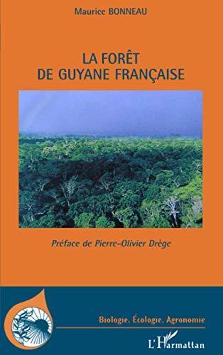 9782296133037: Foret de Guyane Française