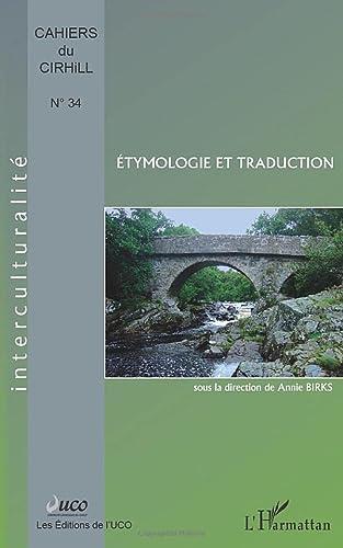 9782296543706: Etymologie et traduction