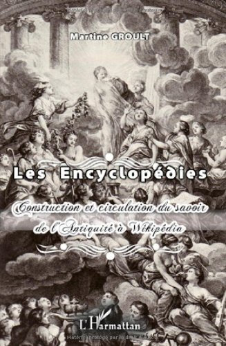 9782296547186: Les encyclopédies (French Edition)