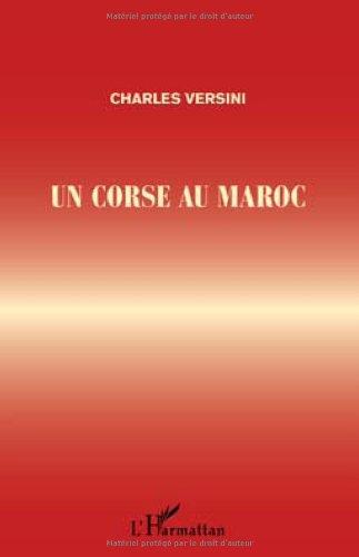 Corse au Maroc: Versini Charles