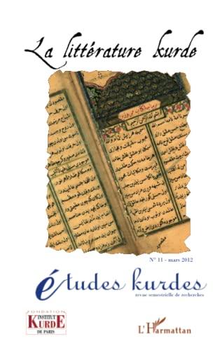 Etudes kurdes, N° 11, mars 2013 : Joyce Blau; Collectif