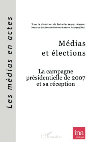 9782296561977: Médias et élections (French Edition)