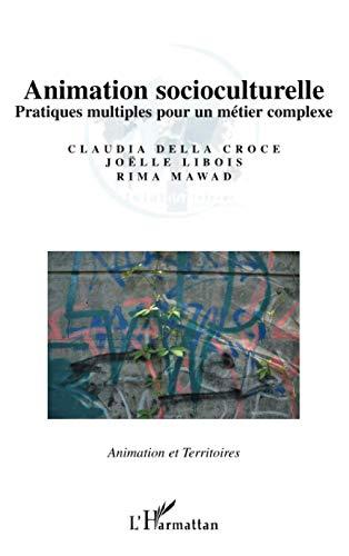 9782296564817: Animation Socioculturelle Pratiques Multiples pour un Metier Complexe