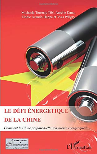 9782296570207: Le défi énergétique de la Chine : Comment la Chine prépare-t-elle son avenir énergétique