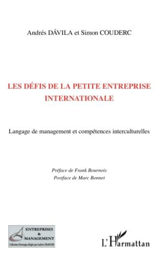 9782296968004: D�fis de la Petite Entreprise Internationale Lanage de Management et Comp�tences Interculturelles