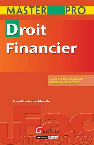 9782297000215: Droit Financier