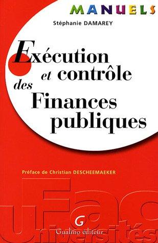 9782297002851: Exécution et contrôle des Finances publiques
