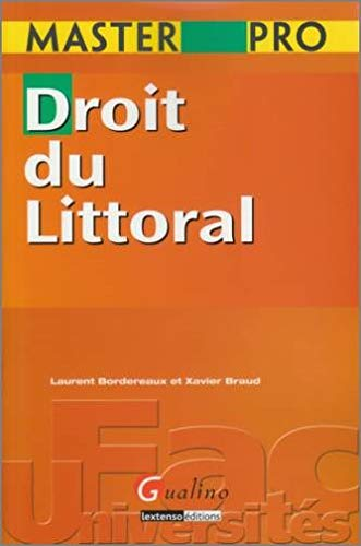 9782297003841: Droit du Littoral (French Edition)