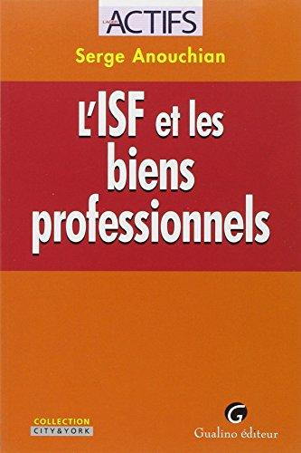 L'ISF et les biens professionnels (French Edition): Benoît Baron