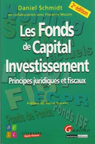 9782297004909: Les fonds de Capital Investissement (French Edition)