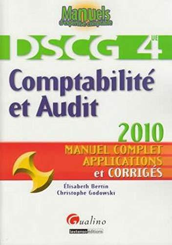 Comptabilité et Audit 2009 (French Edition): Christophe Godowski