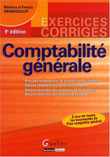 9782297010627: Comptabilité générale