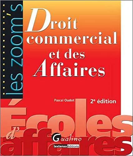 9782297012782: Zoom'S Droit commercial et des affaires, 2 ème Edition