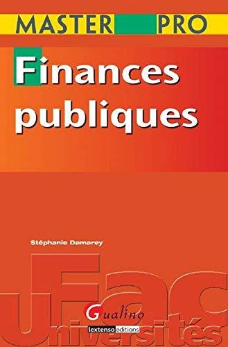 9782297012898: Finances publiques