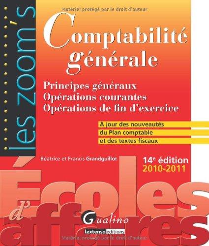 9782297014342: Comptabilité générale