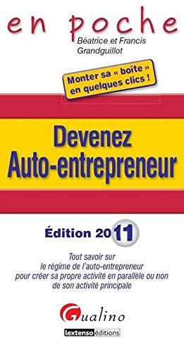 9782297018036: Devenez auto-entrepreneur