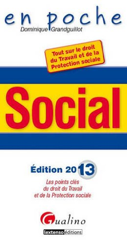 9782297032179: Social (French Edition)