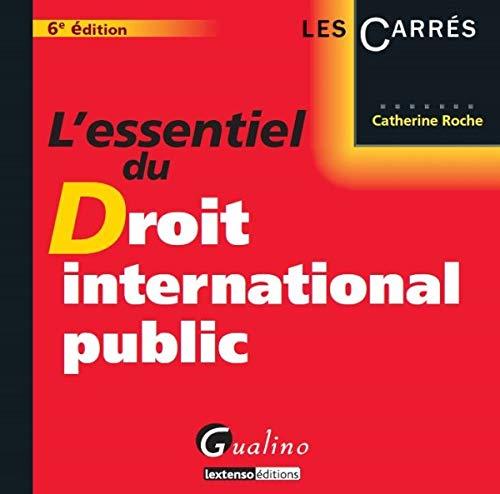 9782297040297: L'essentiel du droit international public