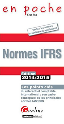 9782297040778: Normes IFRS 2014-2015