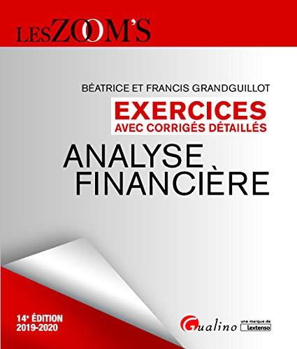 9782297076210: Analyse financière : Exercices avec corrigés détaillés