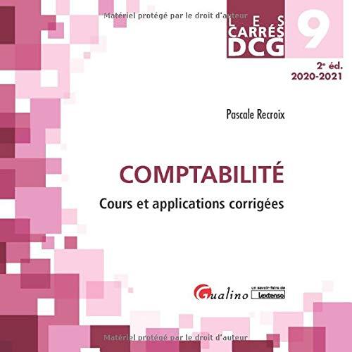 9782297091565: Comptabilité DCG 9