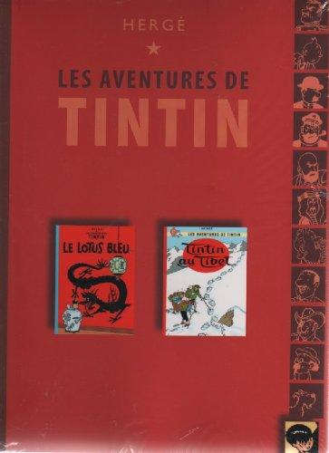 9782298000825: Les Aventures De Tin Tin; Le Lotus Bleu; Tin Tin Au Tibet