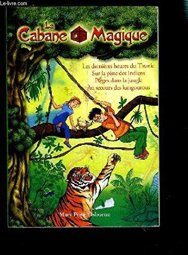 9782298001501: La Cabane Magique Volumes 16 à 19