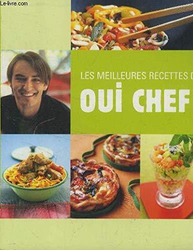 9782298003390: Les meilleures recettes de oui chef !