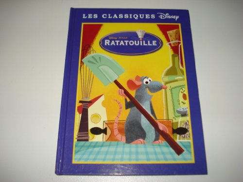 9782298003635: Ratatouille - Les classiques disney (éditions france loisirs) cartonné