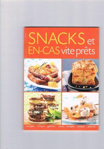 Snacks Et En-Cas Vite Prêts COLLECTIF