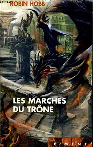 Les marches du trône (2298011117) by Robin Hobb. NEUF