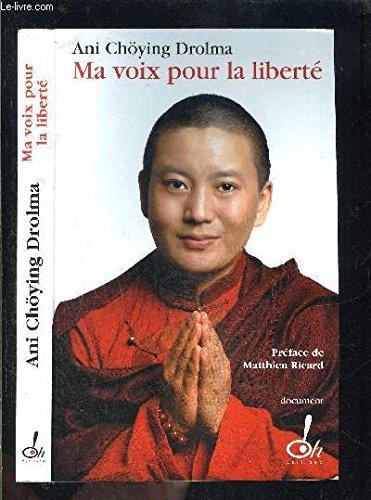 9782298013153: Ma voix pour la liberté