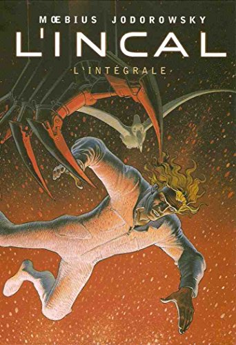 9782298013726: L'INCAL L'INTEGRALE