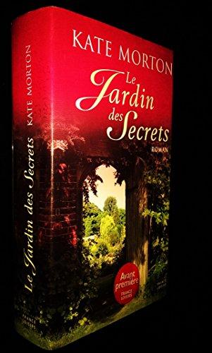 9782298016826: Le jardin des secrets