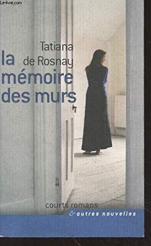 9782298017991: La Mémoire Des Murs