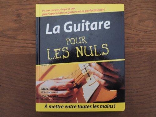 9782298025965: LA GUITARE POUR LES NULS