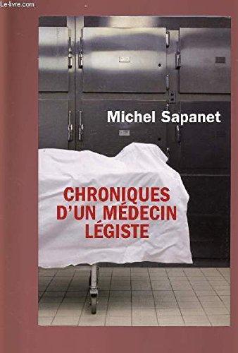 9782298030419: Chroniques D'un Médecin Légiste