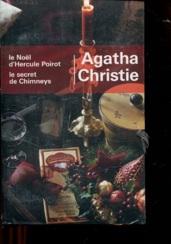 9782298031454: Le noel d'Hercule Poirot/Le secret de Chimneys