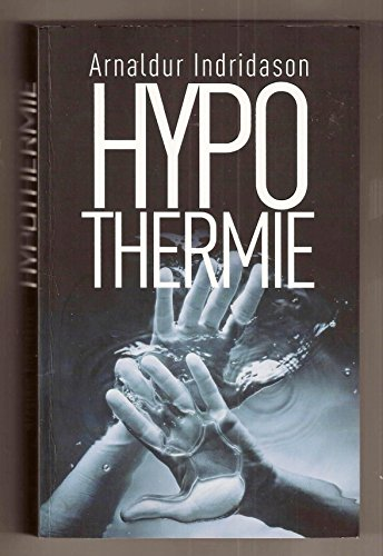 9782298036404: hypothermie