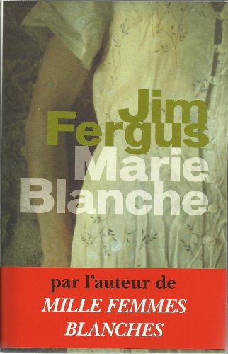 9782298047561: Marie Blanche