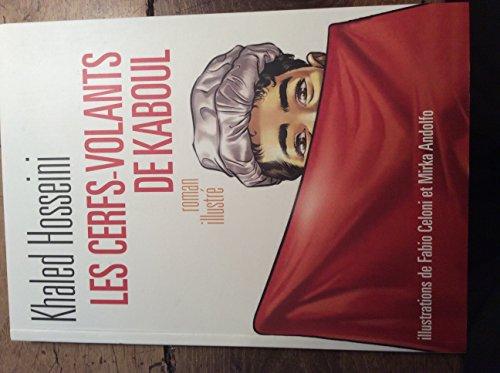 9782298050172: Les cerfs-volants de Kaboul roman illustre