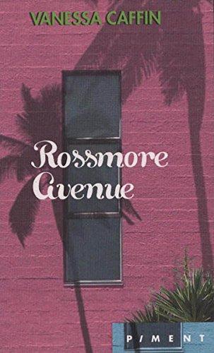 9782298051803: ROSSMORE avenue