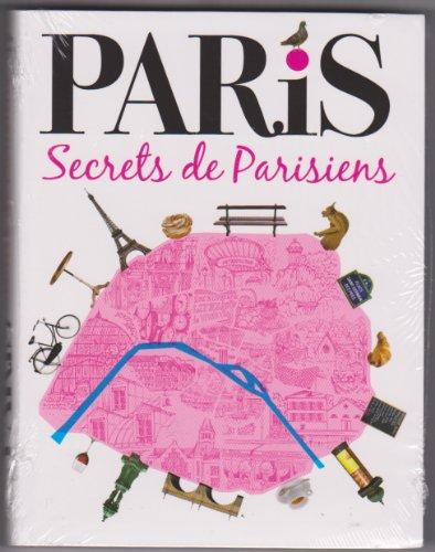 9782298052688: PARIS Secrets de Parisiens